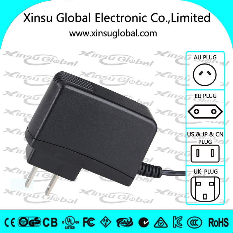 PSE safety marked 12v 600ma ac dc adaptor