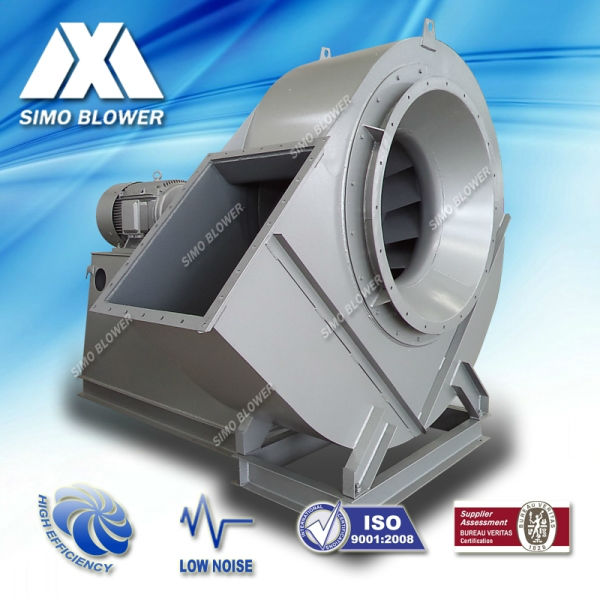 Energy Efficiency high temperature antiwear coal mill blower