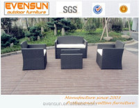 2014 Hotsale Wicker Aluminum Outdoor Rattan Furniture Surabaya