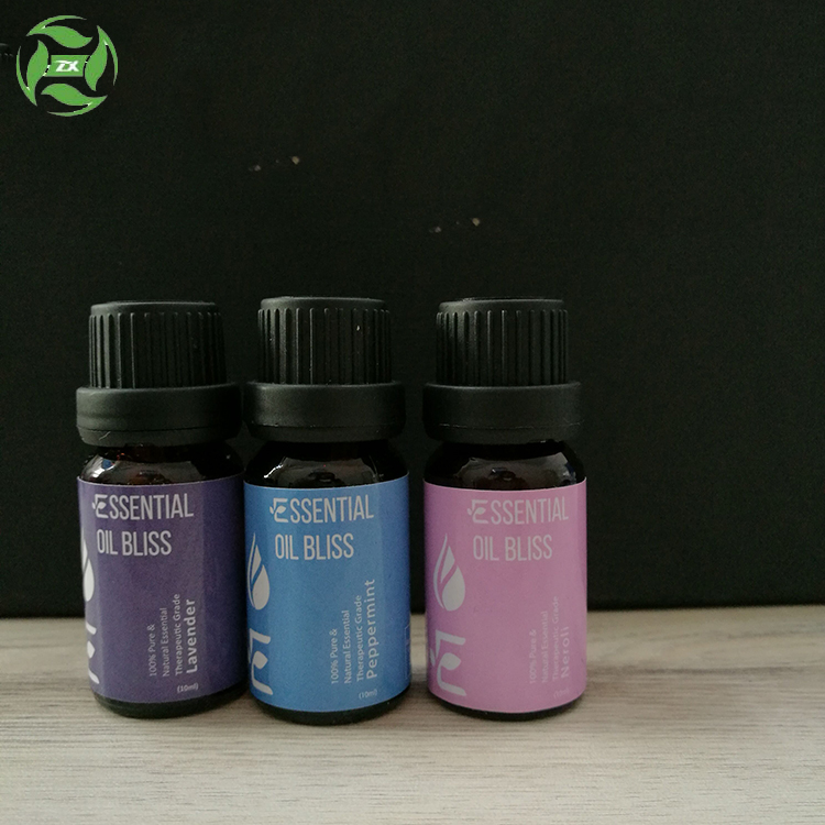 2017 100% pure and nature elements essential oils set