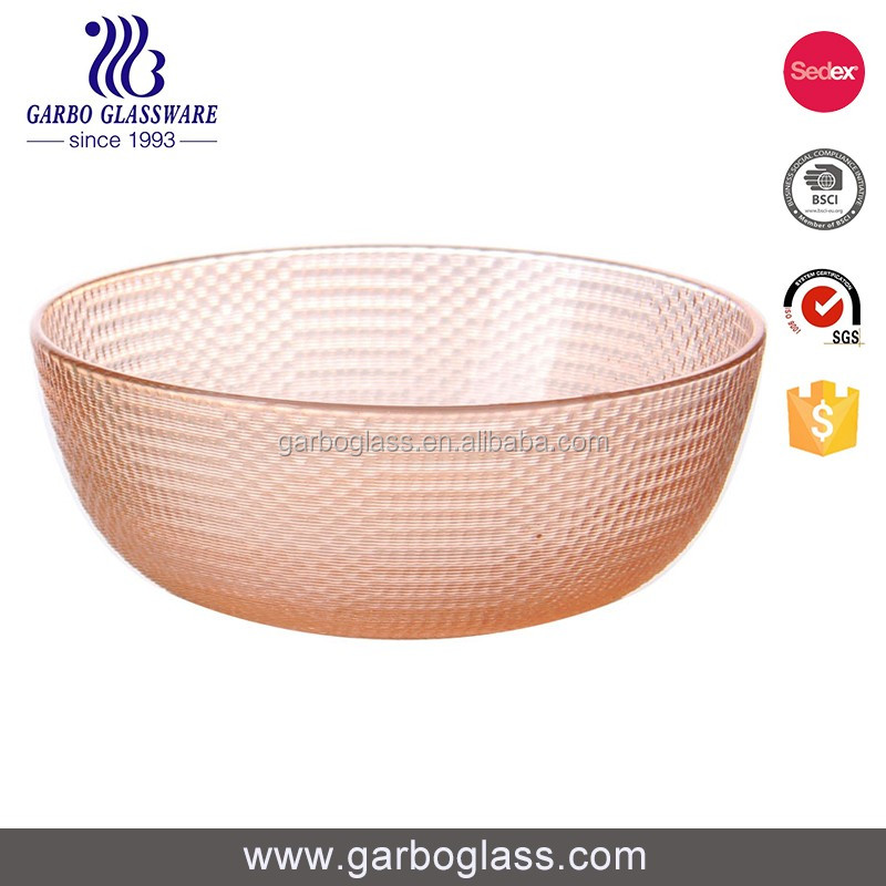 Good Quality heat resistant glass bowl
