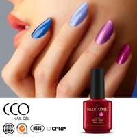Redcome gel per unghie lampada led uv nail polish for nail art designs nail gel