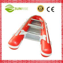 420 Motorized PVC Swift Inflatable Boat