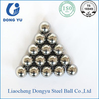 low noise chrome steel ball of all sizes