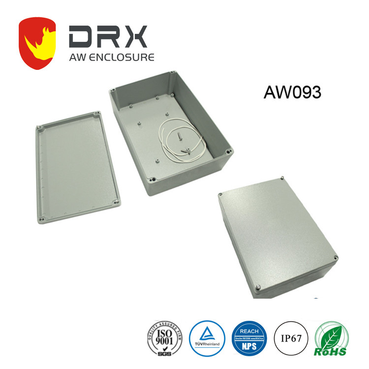 OEM watertight electrical aluminum junction boxes