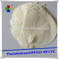 Professional China supplier,95%TC 90%TC 25% SC 15% WP plant growth regulator,paclobutrazol cultar good price