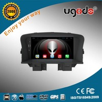 Android car dvd player for Chevrolet Cruze 2013 built in gps made in Shenzhen car dvd factory