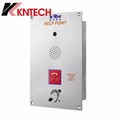 Stainless steel telephone video door intercom high quality sip door phone intercoms knzd20