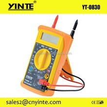 AC/DC Handled Auto Ranging digital multimeter YT-0830