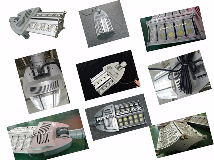 180lm/w 100w led parking lot lights for replace 400w Metal halide hps