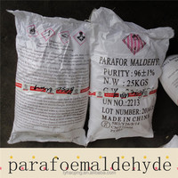 china supplier high quantity 92% paraformaldehyde 30525-89-4 wihte prilled for for resin, insecticide,