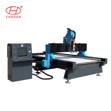 CE certificated JCS1325L stone cutting polishing machine for jade granite marble countertop