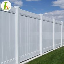 Checked Portable Vinyl Privacy Fence