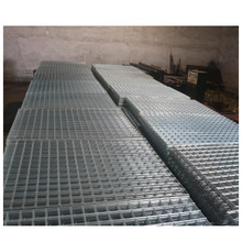 ISO factory 1x1 Hot Dipped Galvanized Welded Wire Mesh Panel