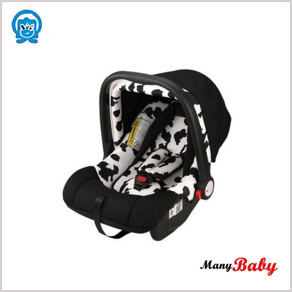 high quality multiple colors imported buckle five points safety belt infant baby car seat