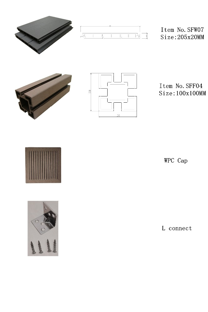 wpc verbundwerkstoff billig outdoor wpc fecce panel b gen pavillons ger ste br cke produkt. Black Bedroom Furniture Sets. Home Design Ideas