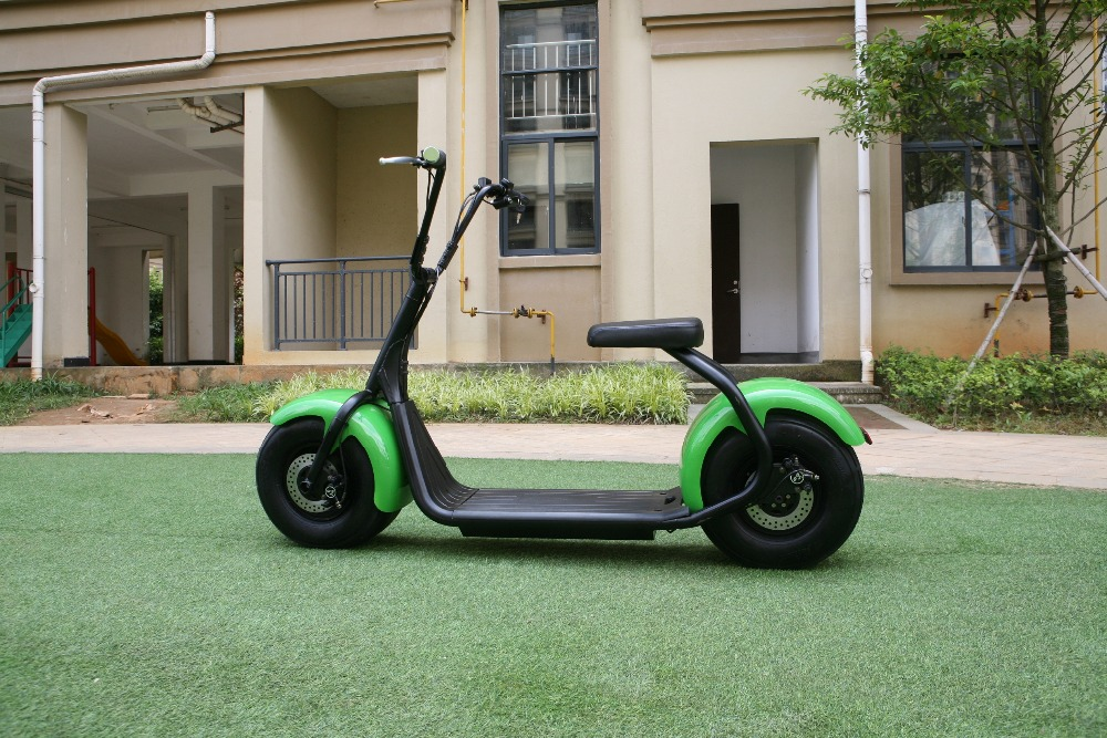 NEW DESIGN ELECTRIC SCOOTER CITYCOCO WITH LITHIUM BATTERY