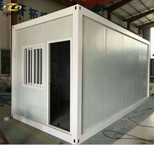 Nice designed Beautiful Galvanized Steel luxury container homes house