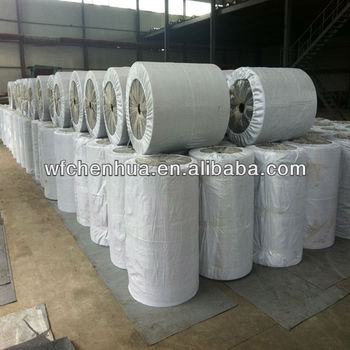 Compound base carrier for bitumen membrane