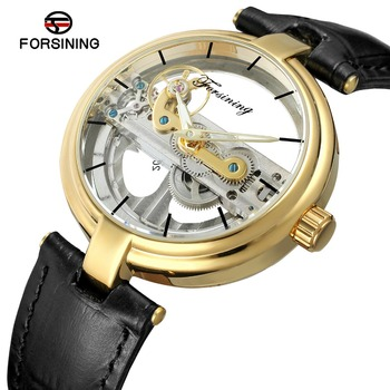 2018 Water Resistant Forsining Watch Men Fashion Design Automatic Watch