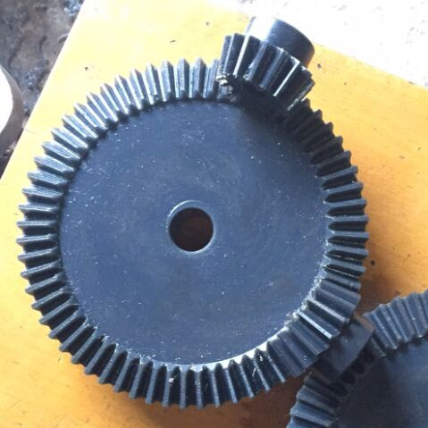 custom made plastic nylon bevel gears from factory supply