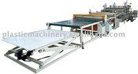ABS plate extrusion line