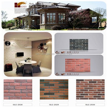 Artificial Culture Brick, Classic Style, Wall Cladding Stone Tiles