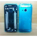 Gold Back Housing Cover For HTC ONE MINI 2 M5 M8