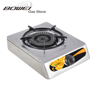 Super flame stainless steel gas stove BW-1016