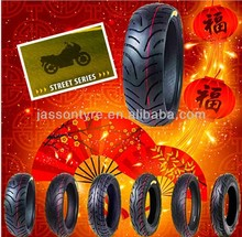 High qualitycolor motorcycle tire 90/90-12 80/90-10 2PR 4PR 6PR 8PR
