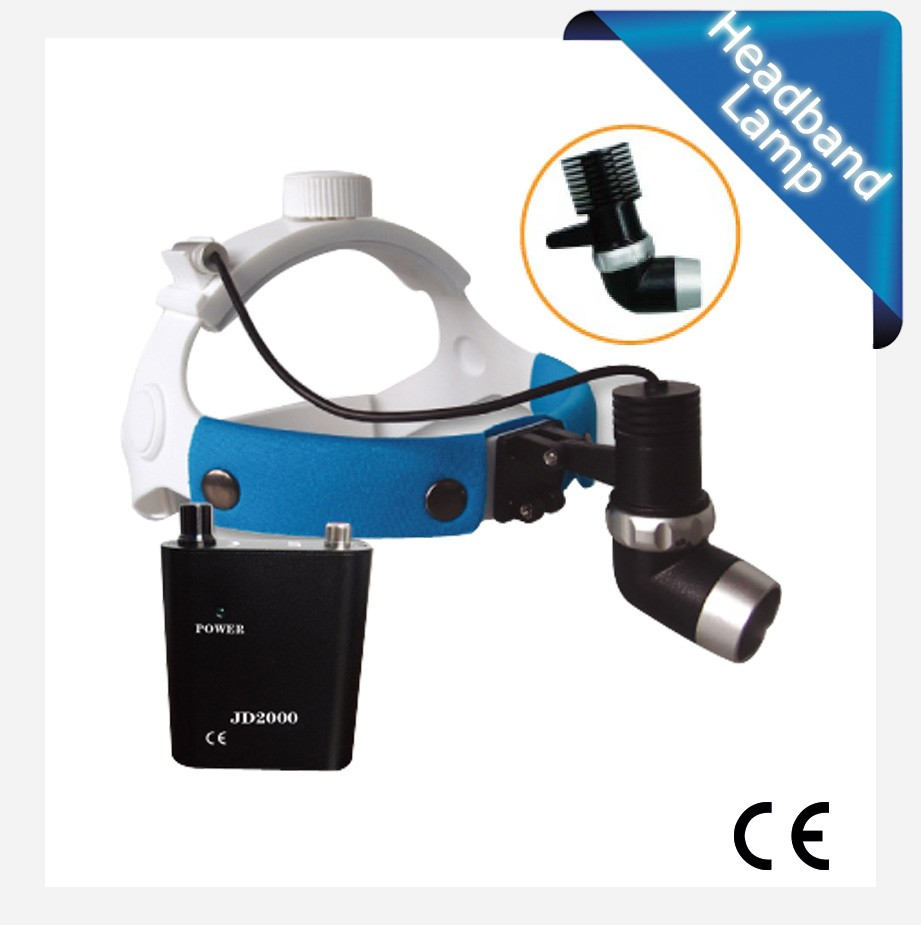Rechargeable headlight manufacturer 5w JD2000II for clinic and hospital