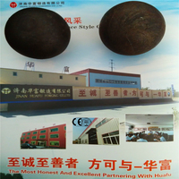 fine grain and low price Forged Steel Grinding Ball for ball mill