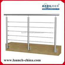 cheap price stainless steel cable deck railing LCH-214