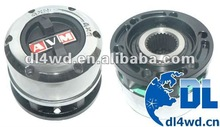 AVM 460 steel 4x4 auto free wheel hub for kia