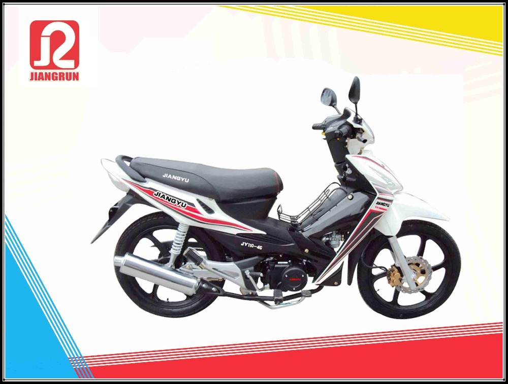 Fashionable cub motorcycle /50cc 70cc cheap motorcycle / Asian Wolf pedal---JY110-51-Asian Wolf