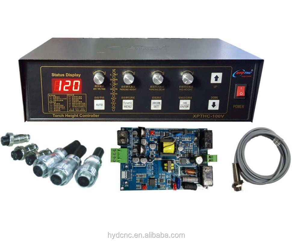 Arc voltage  torch height controller for plasma cutting machine XPTHC-100V HYD