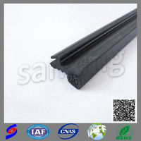 building industry low price nbr/fkm/viton/silicone/epdm rubber v ring seal for door window