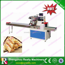 Low Price Automatic dry food packing machine in tray