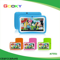 "BabyPad 7"" Google Android 4.4 Play 8GB Kid Education Tablet PC Toy Gift"