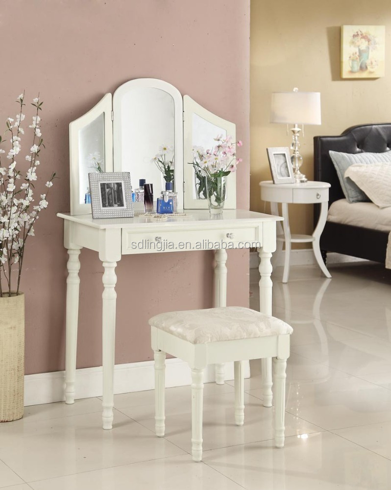 Makeup Dressing Table Designs Simple Dresser With Mirror For Girls