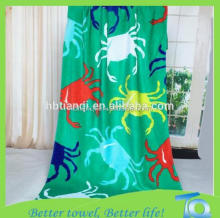 Wholesale Cotton Printed Beach Towel/Custom Beach Towel Priting