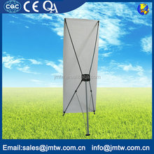 Wholesale Black/Silver Light Weight Flex Banner Stand For Promotion