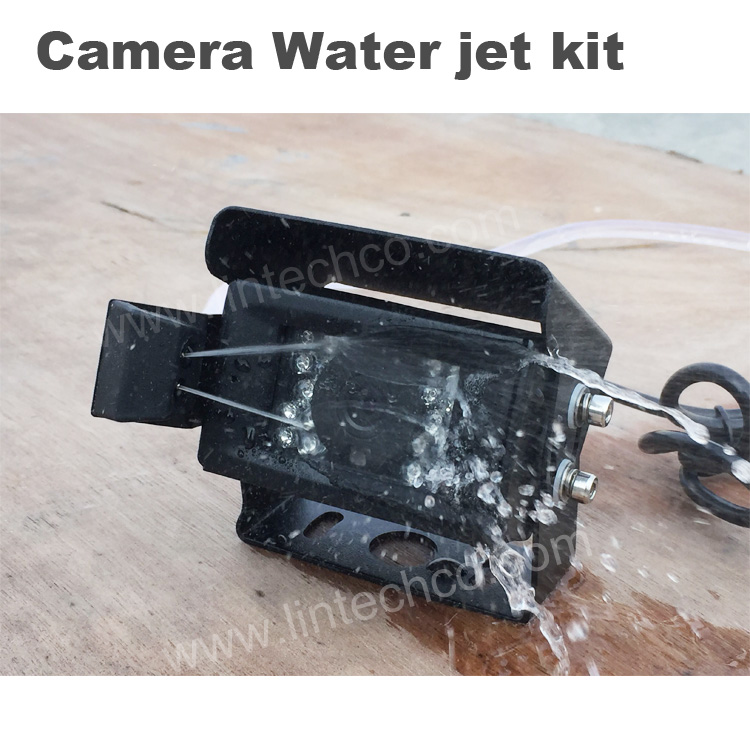 Truck Backup Camera with Water jet Washer