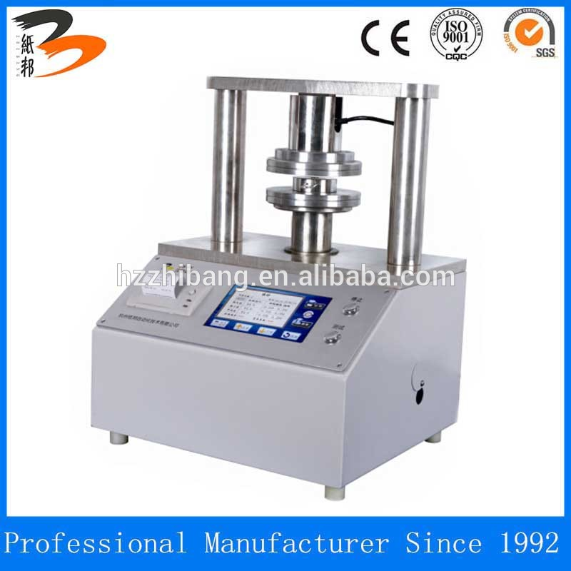 China cheap paper tube edge crush tester