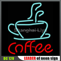 12V PVC Lamp Body Material and neon sign for wall or shop decoration