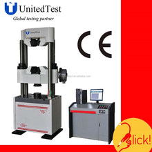 tensile strength test machine price / hydraulic tensile strength testing machine