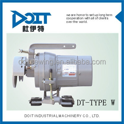 DOIT CLUTCH MOTOR Energy Saving Motor DT-TYPE W parts for sewing machines