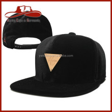 hater black plain corduroy snapback hats wholesale