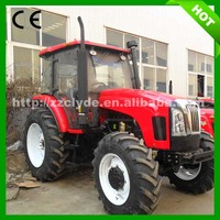 big 4WD farm yanmar tractors with powerful engine prices