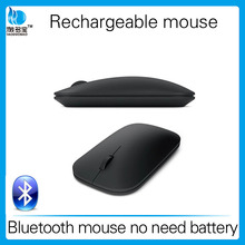 VMW-181 Professional Factory slim wireless rechargeable bluetooth mouse